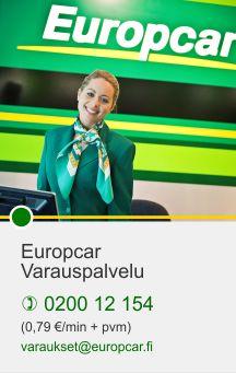 Minileasing - edullinen, pitkäaikainen auton vuokraus | Europcar Autovuokraamo